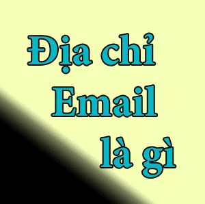 Địa chỉ email là gì?