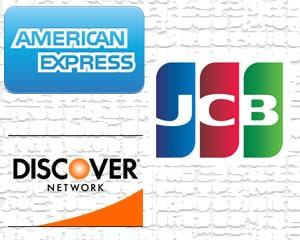Thẻ American Express card - JCB card - Discover card là gì?