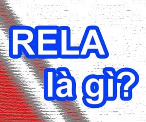 Từ Rela nghĩa là gì?