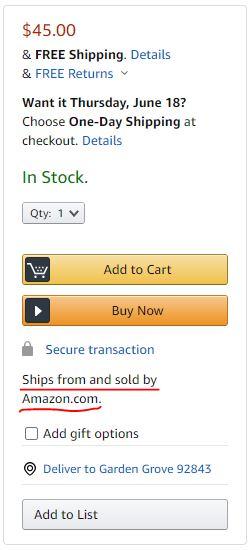 3 - Amazon.com là trang web gì, của nước nào, có uy tín không?