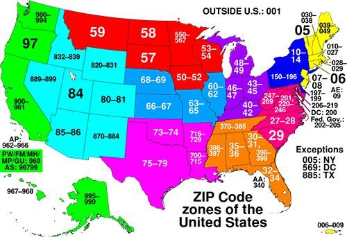 Tìm hiểu mã ZIP code là gì?