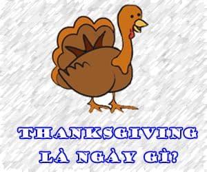 Lễ Tạ Ơn - Thanksgiving Day là gì và diễn ra vào ngày nào?