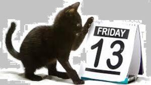 Thứ 6 ngày 13 là ngày gì?
