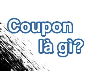 Mã coupon là gì và dùng để làm gì?