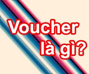 Tìm hiểu Voucher là gì và dùng làm gì?