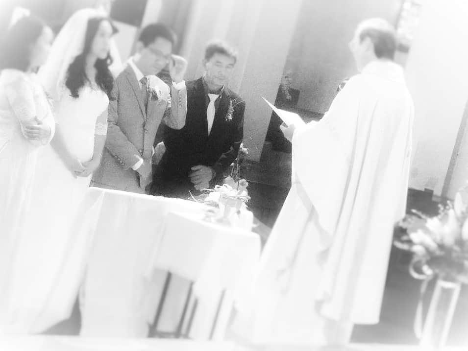2 - Lễ cưới nhà thờ bao gồm những nghi thức gì?