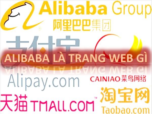 2 - Alibaba.com là trang web gì?