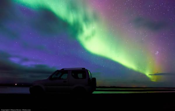 12 - Bắc cực quang hay Aurora là gì và là ai?