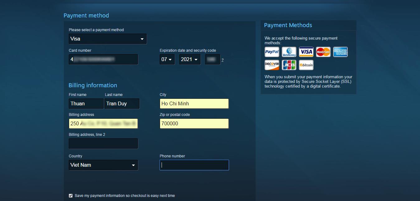 22 - Hướng dẫn cách mua game bản quyền trên Steam