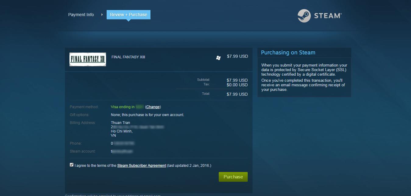 24 - Hướng dẫn cách mua game bản quyền trên Steam