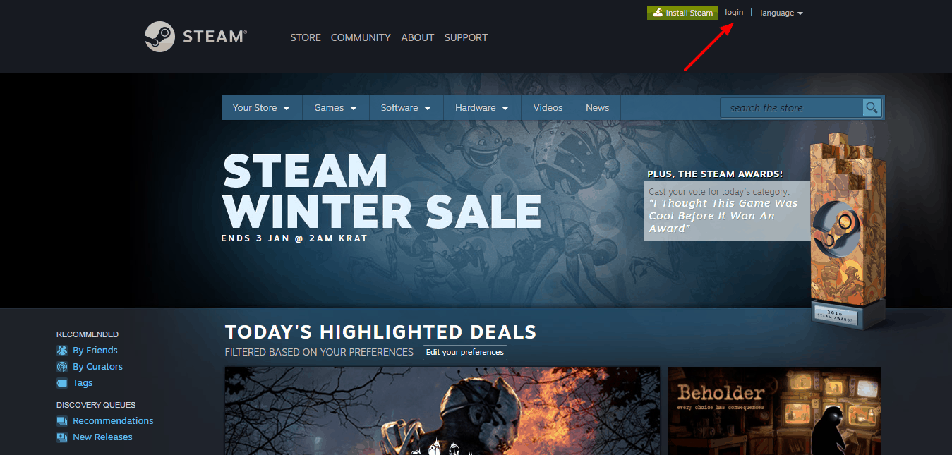 16 - Hướng dẫn cách mua game bản quyền trên Steam
