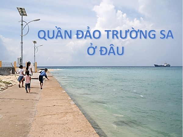 3 - Quần đảo Trường Sa là gì và ở đâu tại Việt Nam?
