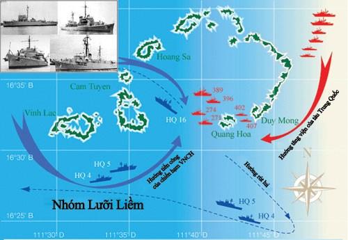 4 - Quần đảo Hoàng Sa là gì và ở đâu tại Việt Nam?