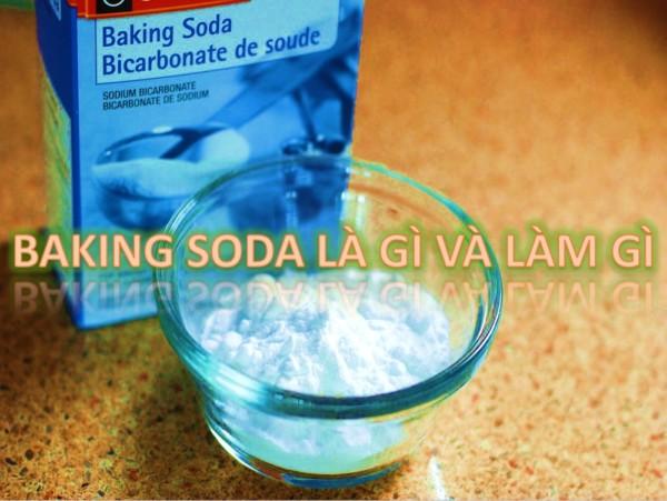 5 - Hướng dẫn phân biệt bột nổi baking powder và muối nở baking soda