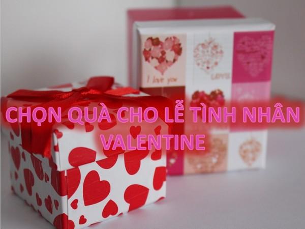 5 - Tiết lộ cách chọn quà cho bạn gái dịp Lễ Tình Nhân Valentine
