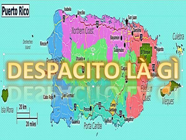 2 - Despacito là gì và tại sao từ này lại hot trên toàn cầu đến vậy?