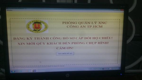 20 - Hướng dẫn thủ tục cấp đổi Hộ chiếu - Passport tại TPHCM