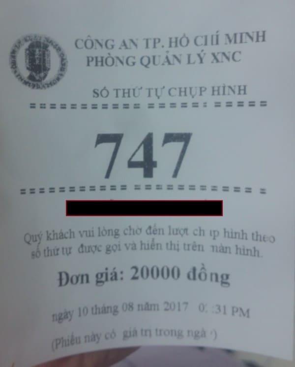 21 - Hướng dẫn thủ tục cấp đổi Hộ chiếu - Passport tại TPHCM