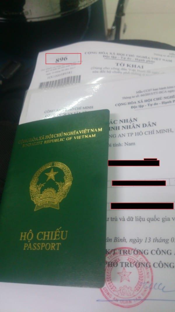 22 - Hướng dẫn thủ tục cấp đổi Hộ chiếu - Passport tại TPHCM