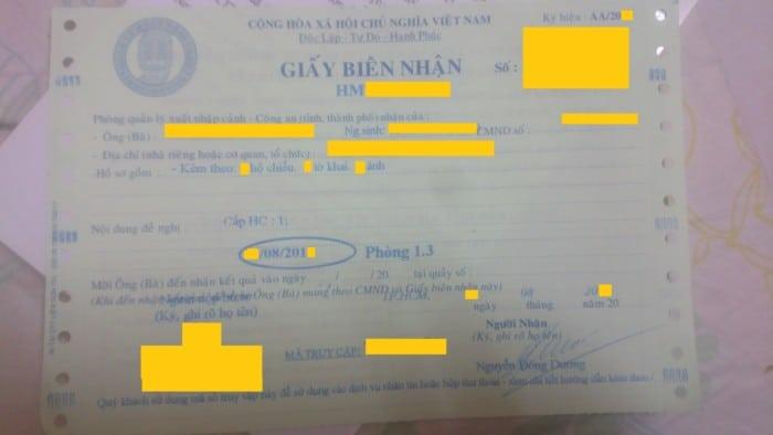 23 - Hướng dẫn thủ tục cấp đổi Hộ chiếu - Passport tại TPHCM