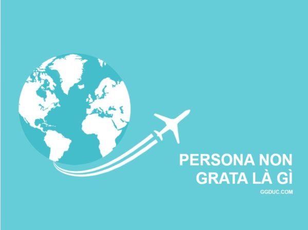 2 - Persona non grata là gì và có ý nghĩa ra sao trong ngành ngoại giao?