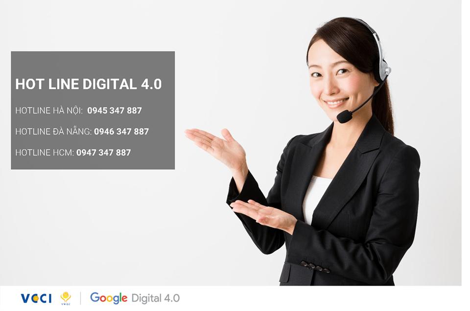 20 - Giới thiệu khóa học Digital 4.0 do Google và VCCI tổ chức tại Việt Nam