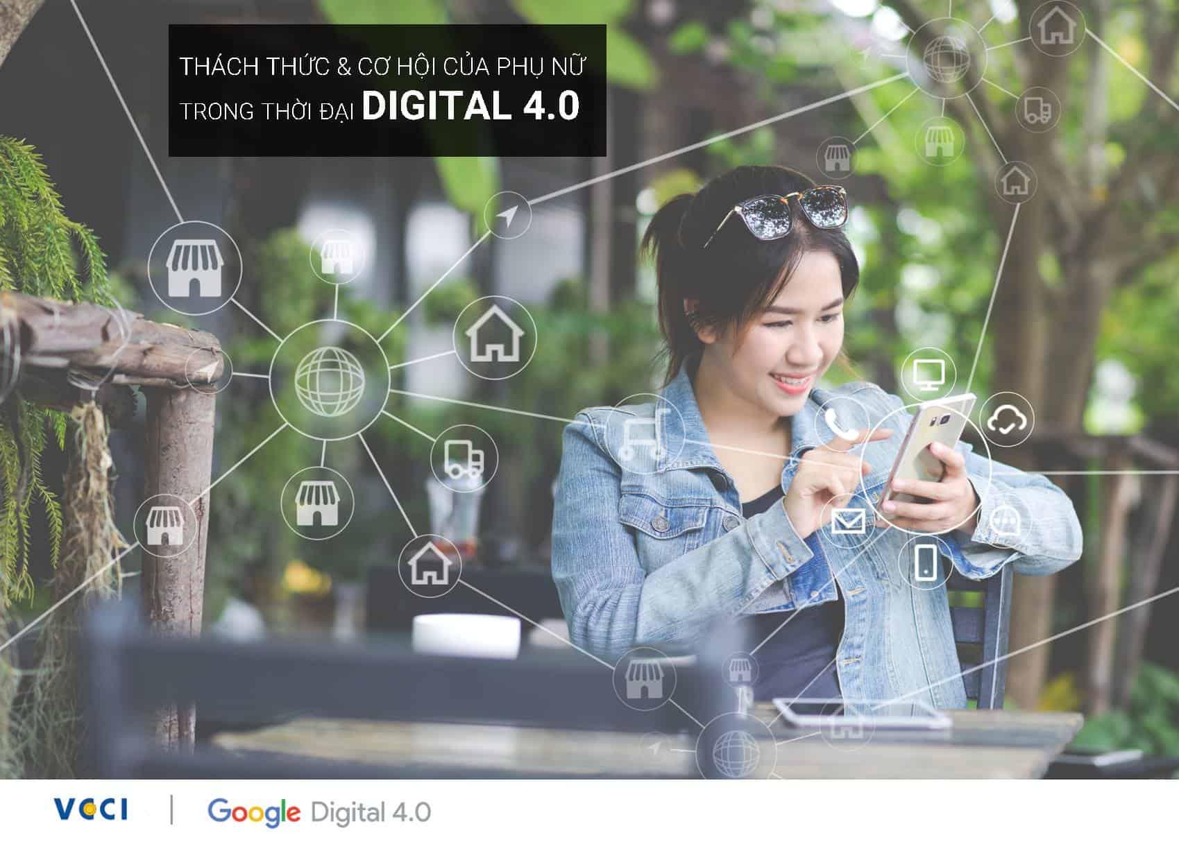 19 - Giới thiệu khóa học Digital 4.0 do Google và VCCI tổ chức tại Việt Nam