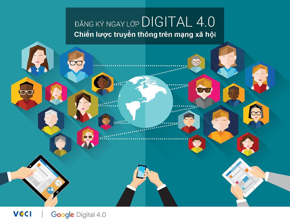 14 - Giới thiệu khóa học Digital 4.0 do Google và VCCI tổ chức tại Việt Nam