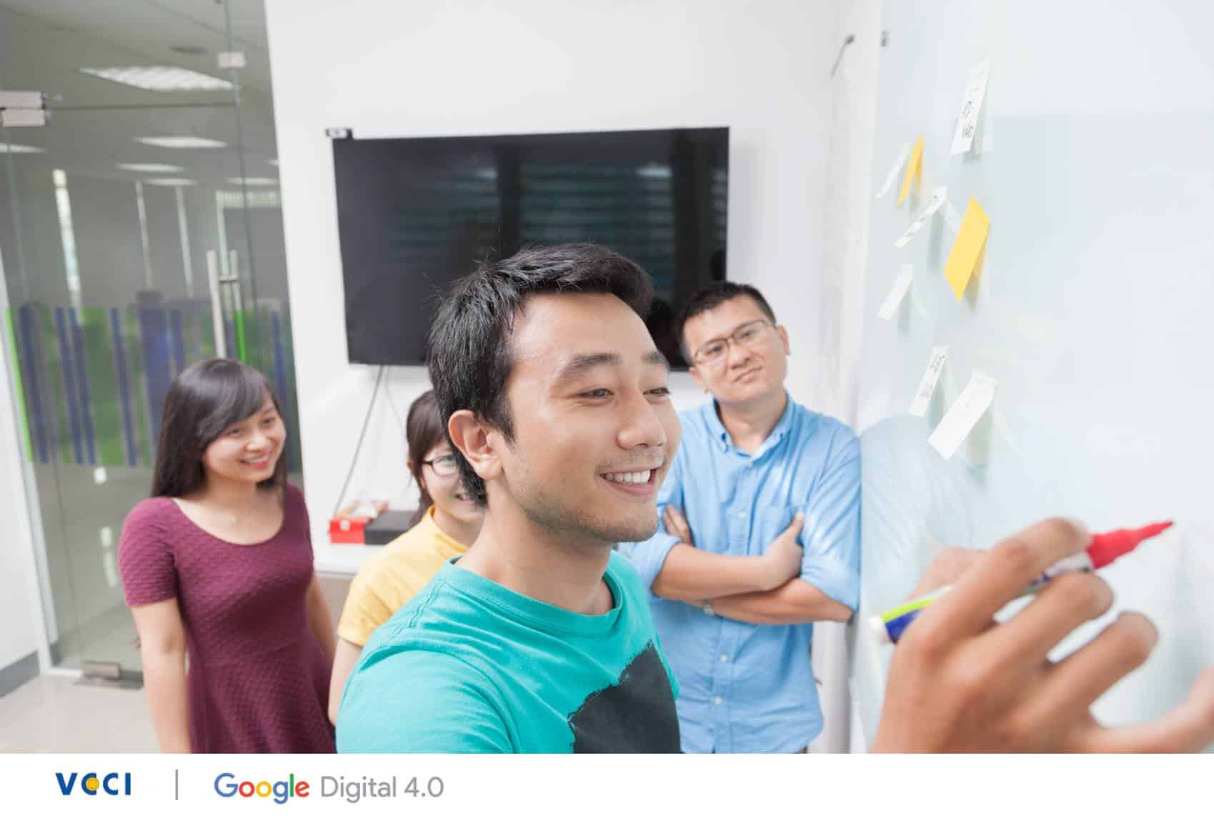 12 - Giới thiệu khóa học Digital 4.0 do Google và VCCI tổ chức tại Việt Nam