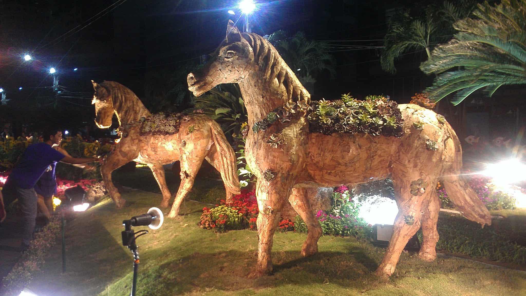 5 - Đường hoa Nguyễn Huệ tại Sài Gòn - TPHCM ở đâu, năm nay có gì mới?