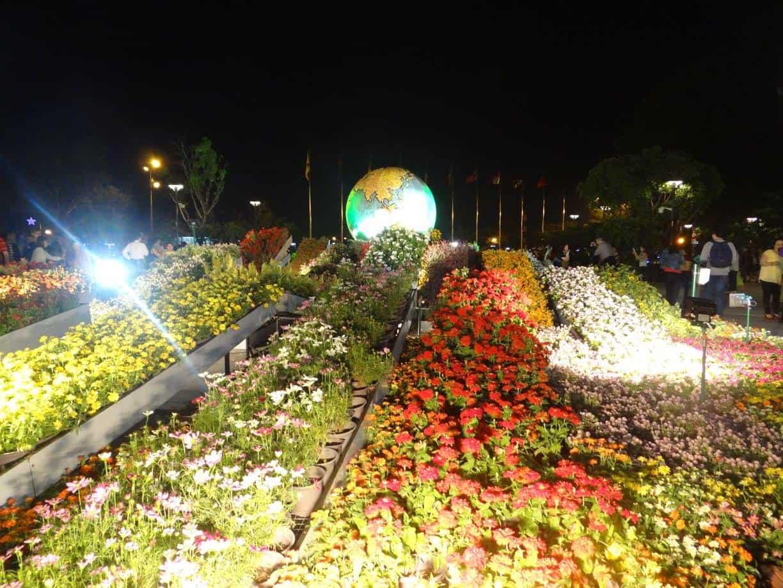 16 - Đường hoa Nguyễn Huệ tại Sài Gòn - TPHCM ở đâu, năm nay có gì mới?