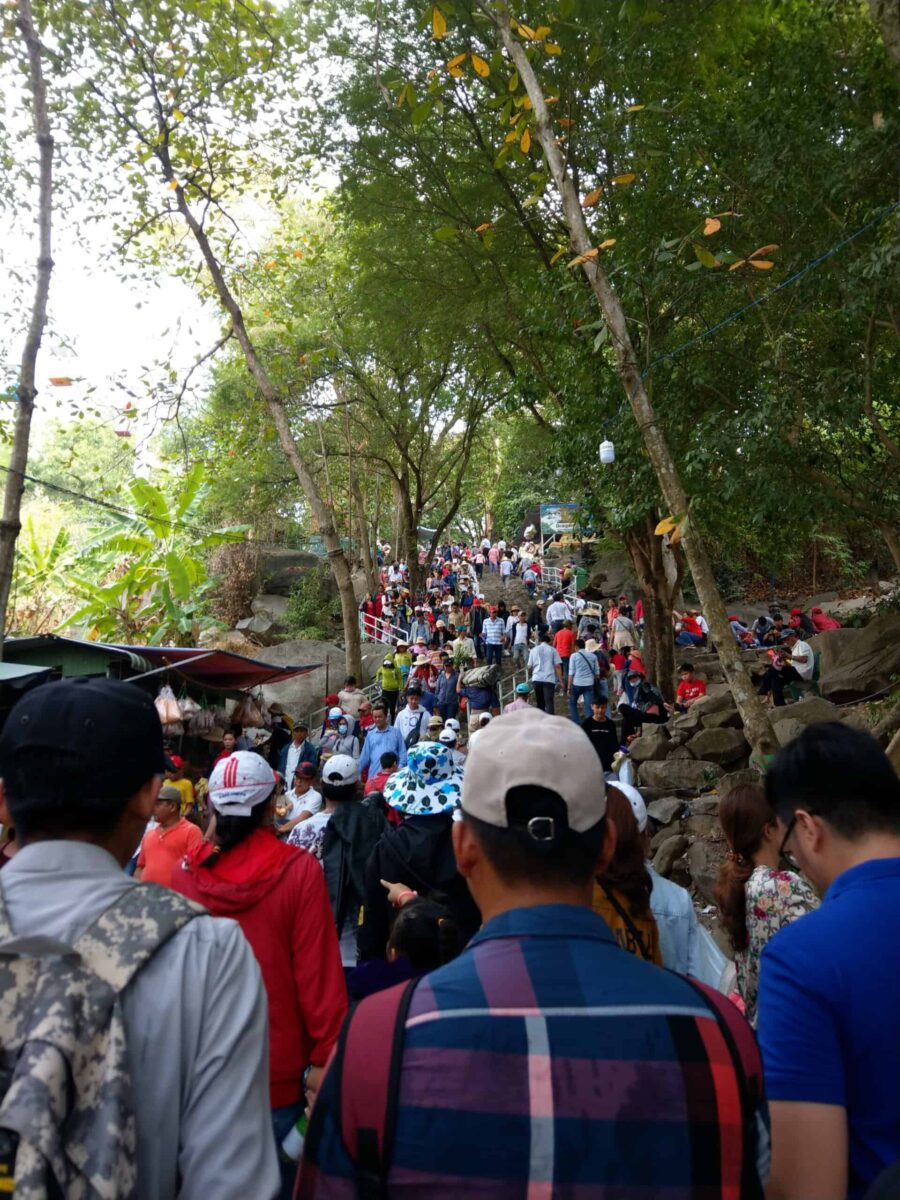 4 - Kinh nghiệm, lựa chọn đường đi từ TPHCM đến chùa Bà Tây Ninh