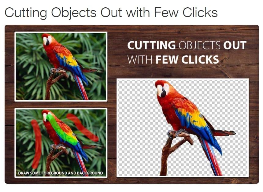 8 - Tách nền của hình không cần photoshop bằng 5 cách đơn giản