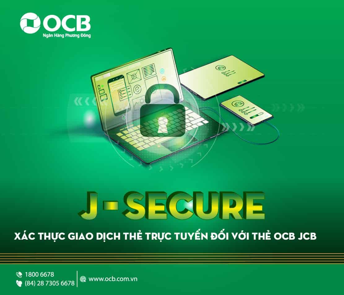 3 - Tìm hiểu dịch vụ J/Secure™ của JCB là gì?