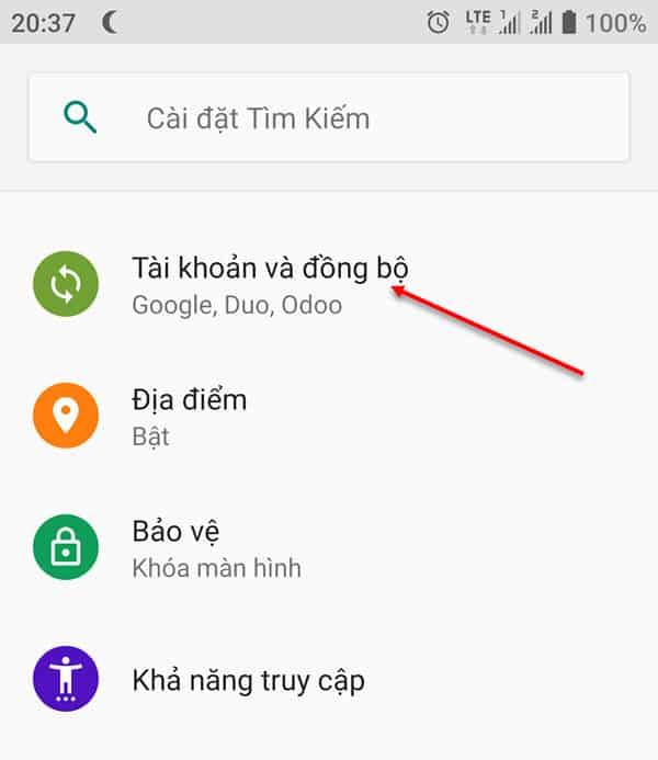 5 - Cách khôi phục lại danh bạ đã xóa trên Gmail, điện thoại Android mới nhất