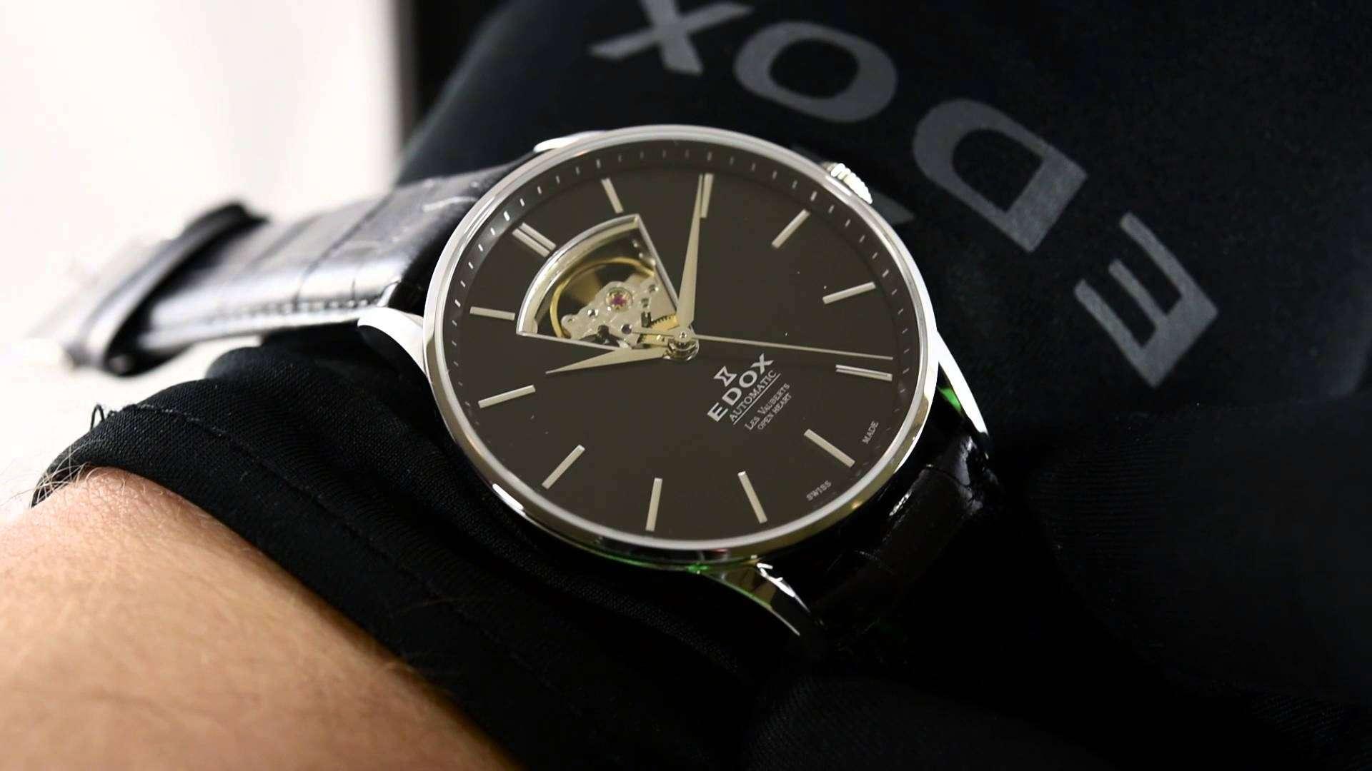 2 - Hãng đồng hồ Edox của nước nào, có tốt không?
