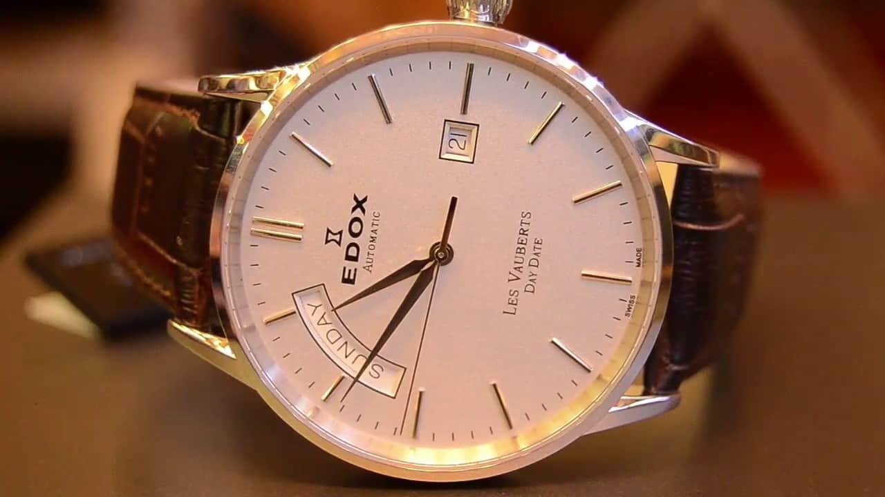 Hãng đồng hồ Edox của nước nào, có tốt không?