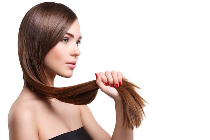 Giúp tóc óng ả