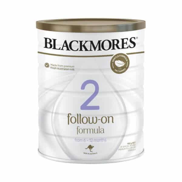 Blackmores số 2 (Follow-on Formula)